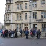 Prohlídka Oxfordu