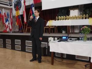 Prezentace Pavla Imlaufa
