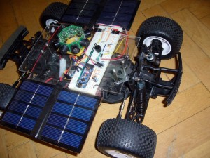 Slovenský fotovoltaický robot